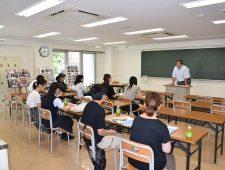 夏休み体験入学・学校説明会日程変更のお知らせ。